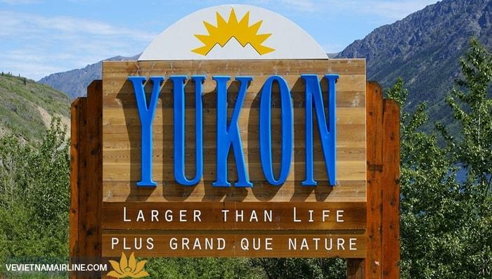 Vé máy bay đi Yukon từ Hà Nội