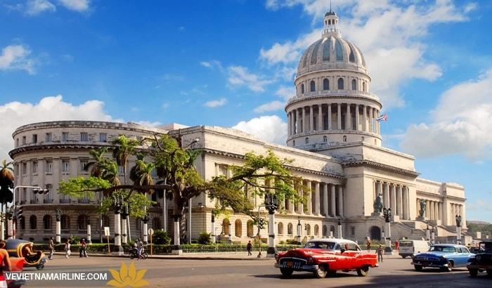 Vé máy bay đi La Habana giá rẻ
