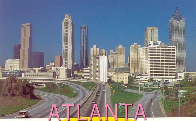 Vé máy bay đi Atlanta