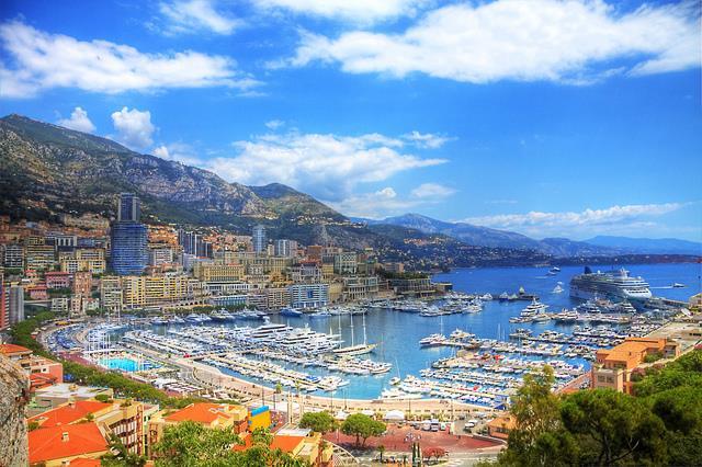 Vé máy bay đi Monte Carlo