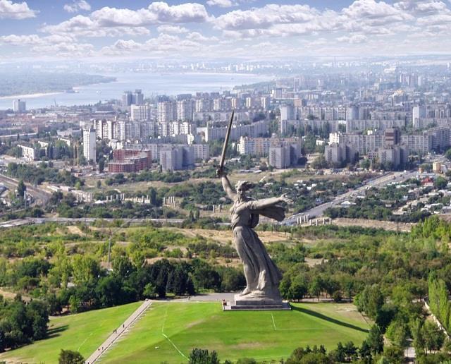 Vé máy bay đi Volgograd