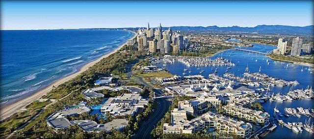 Vé máy bay Gold Coast