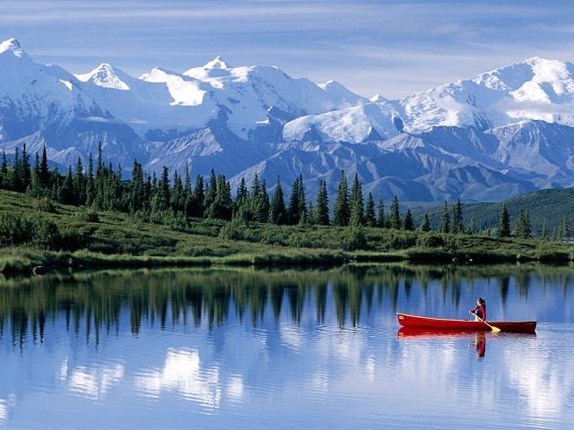 Vé máy bay đi Alaska giá rẻ