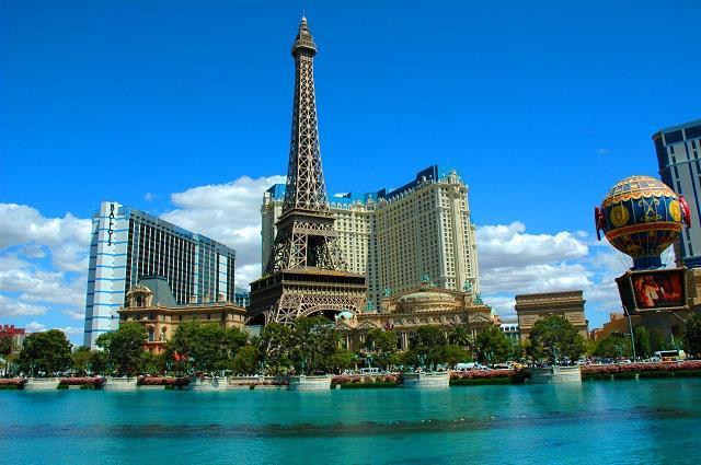 Vé máy bay đi Las Vegas giá rẻ