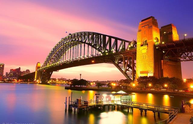 Vé máy bay đi Sydney giá rẻ