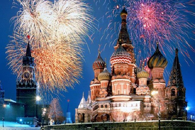 Chu du Moscow với giá chỉ từ 550 USD