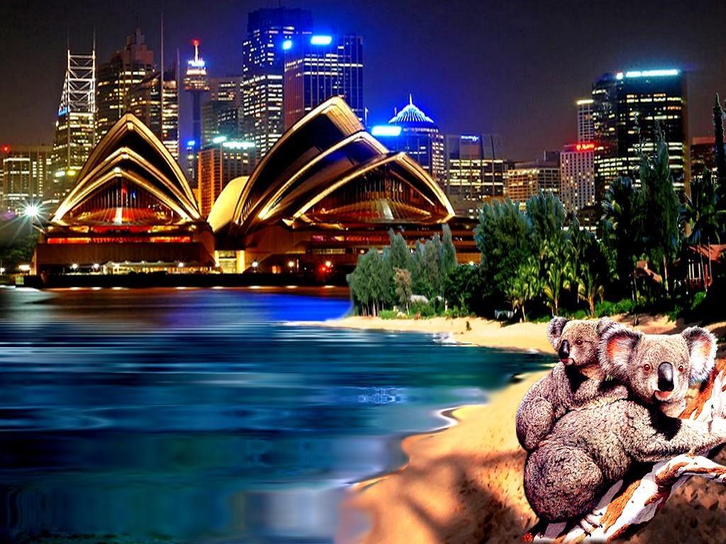 Khuyến mại đặc biệt Vietnam Airlines đi Úc