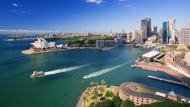 Vé máy bay đi Sydney từ Hà Nội