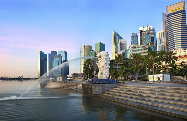 Giá vé máy bay đi Singapore