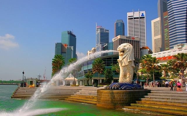 Vé máy bay đi Singapore từ Hồ Chí Minh