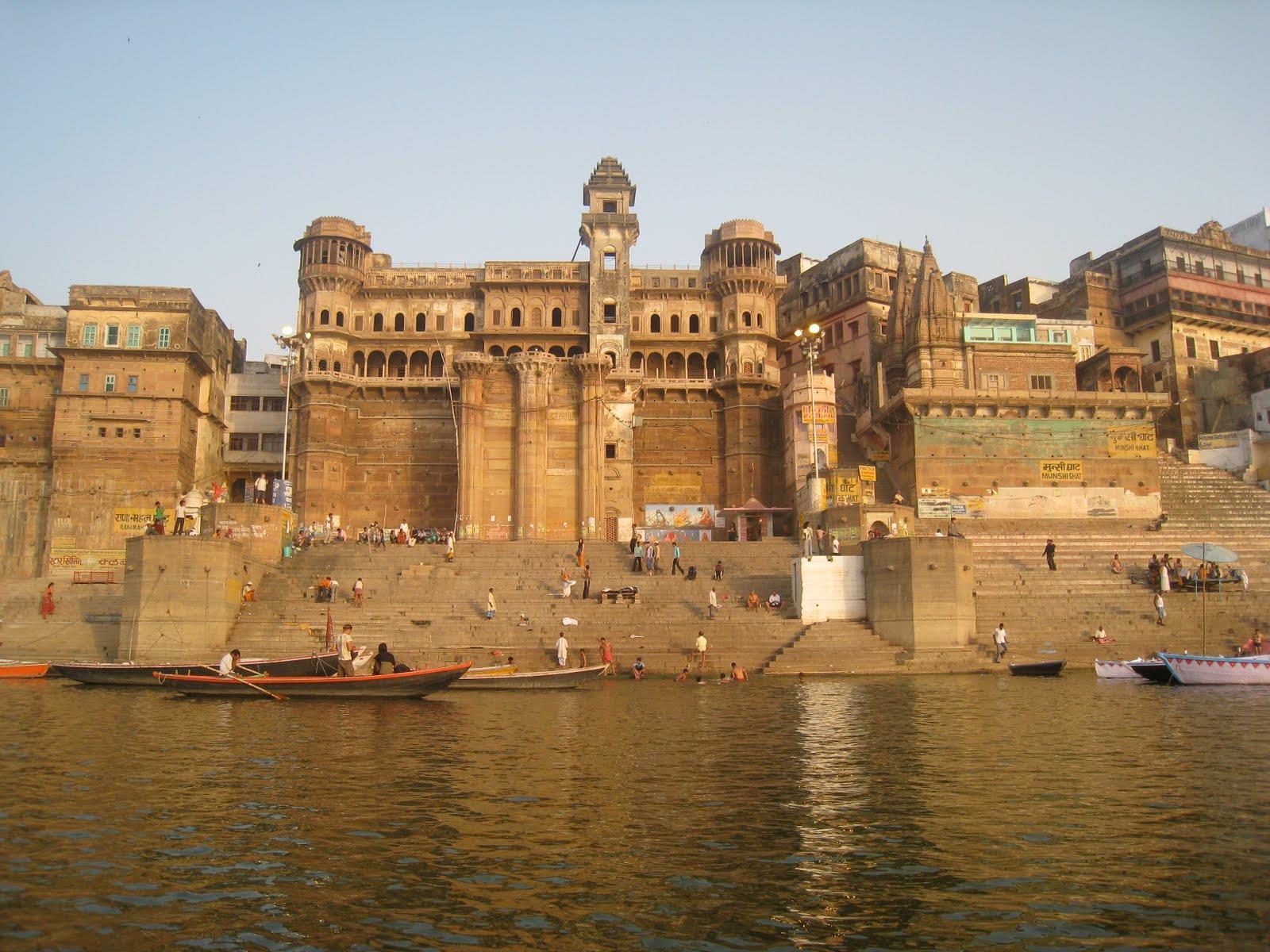 Vé máy bay đi Varanasi
