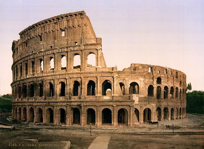 Vé máy bay đi Rome