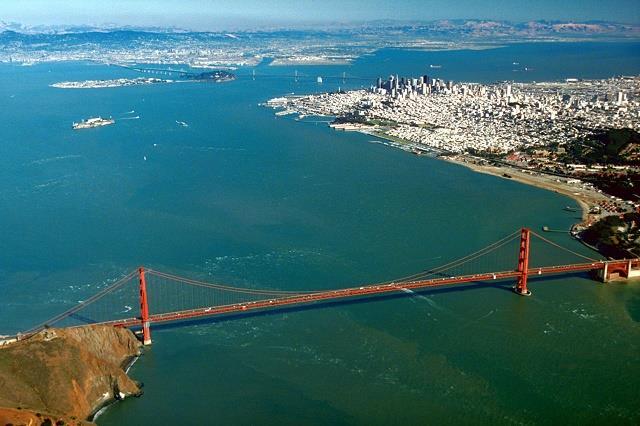 Vé máy bay đi San Francisco từ Hà Nội