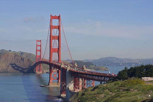 Vé máy bay đi San Francisco từ Sài Gòn