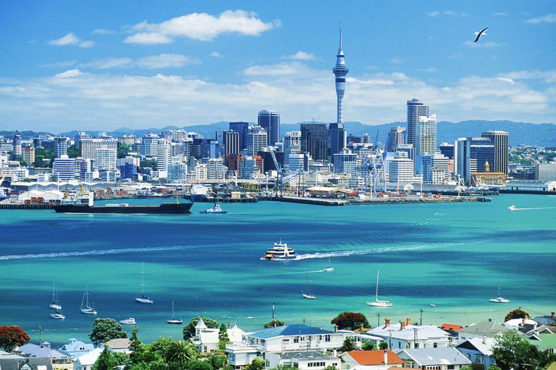 Vé máy bay đi Auckland