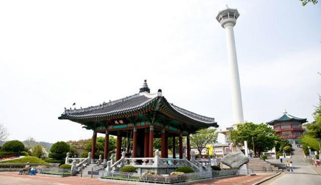 Giá vé máy bay đi Busan