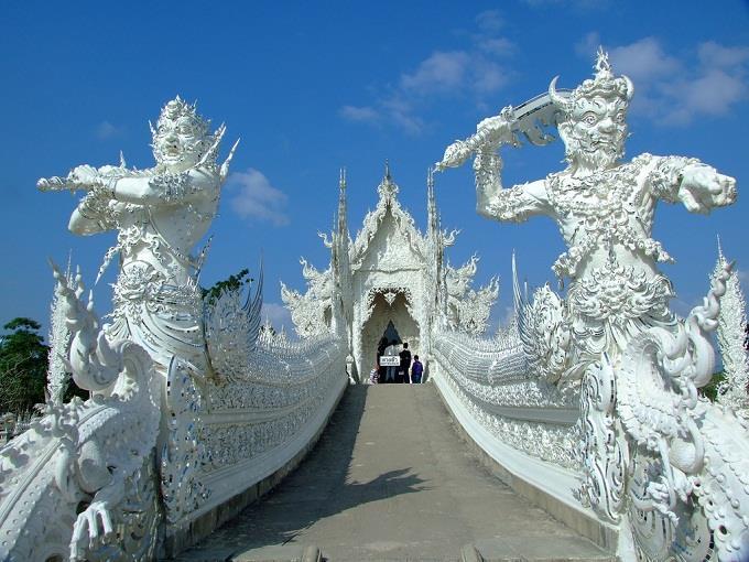 Vé máy bay đi Chiang Rai giá rẻ