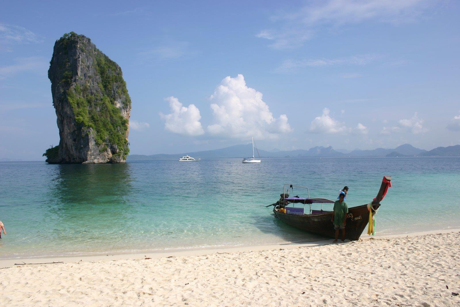 Vé máy bay đi Krabi giá rẻ