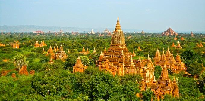Vé máy bay đi Myanmar giá rẻ