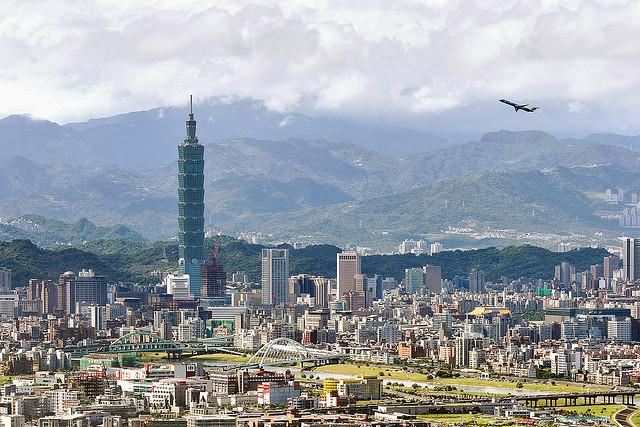 Vé máy bay đi Đài Bắc từ Hà Nội