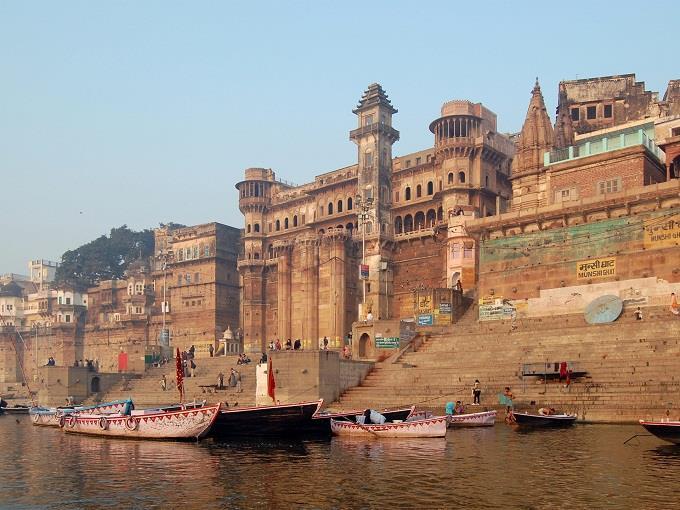 Vé máy bay đi Varanasi giá rẻ