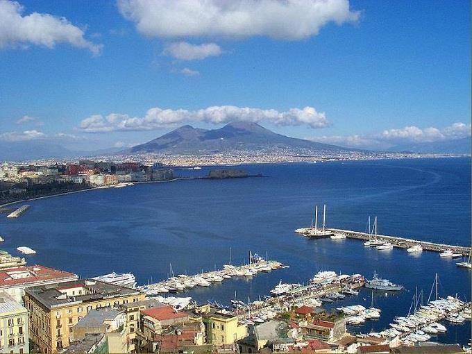 Vé máy bay đi Napoli
