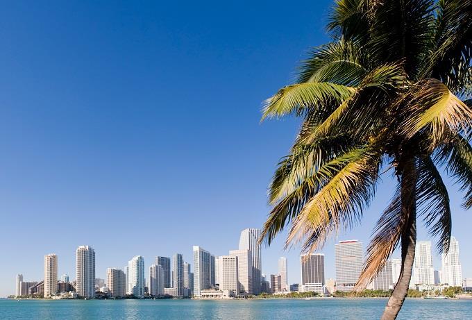 Vé máy bay đi Miami từ Sài Gòn