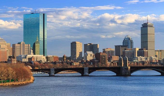 Vé máy bay Vietnam Airlines đi Boston