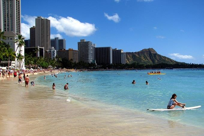 Vé máy bay Vietnam Airlines đi Honolulu