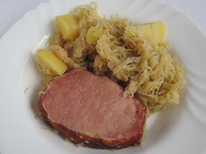 Sauerkraut Đức