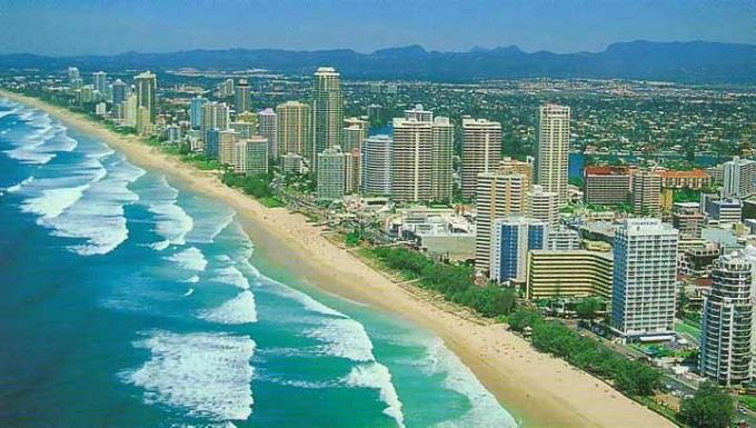 Vé máy bay đi Gold Coast giá rẻ chỉ từ 3.078.358đ