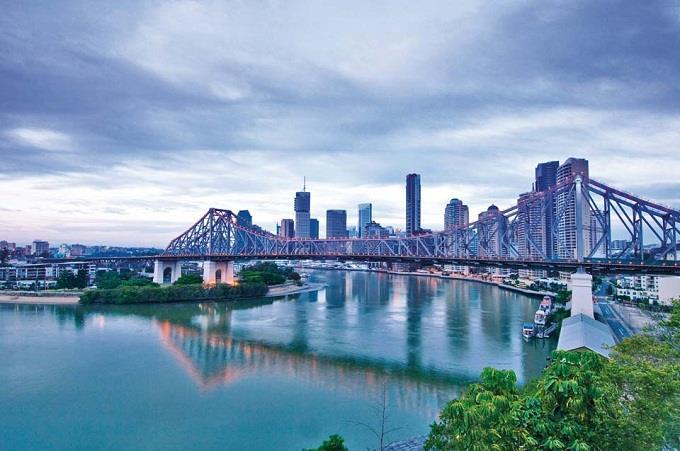 Vé máy bay đi Brisbane từ Sài Gòn