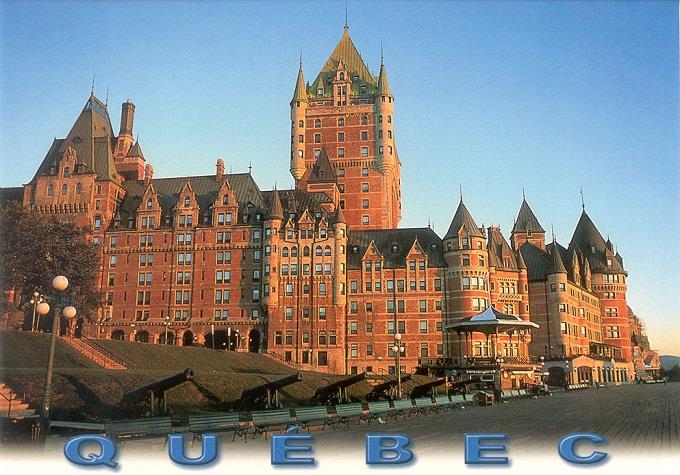 Vé máy bay đi Quebec từ Sài Gòn