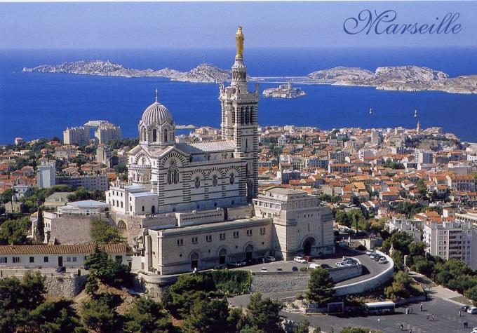 Vé máy bay đi Marseille từ Hà Nội