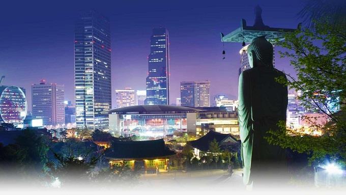 Vé máy bay đi Seoul từ Hà Nội