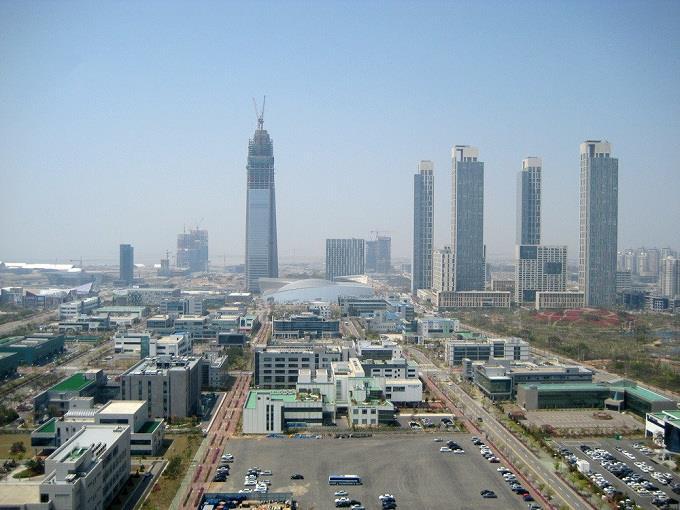 Vé máy bay đi Incheon từ Hồ Chí Minh