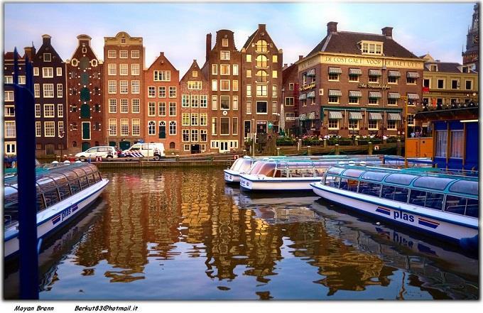 Vé máy bay đi Amsterdam từ Hà Nội
