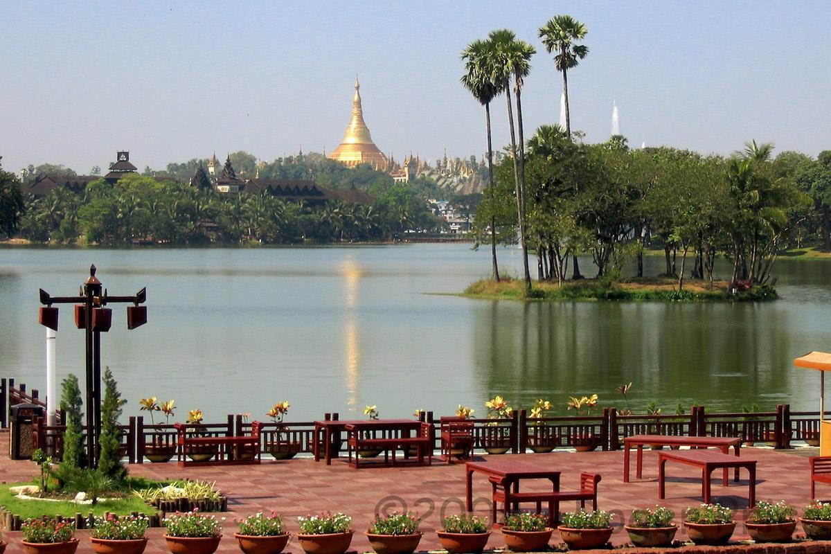 Vé máy bay đi Yangon từ Sài Gòn