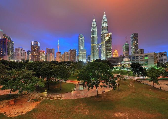 Vé máy bay đi Kuala Lumpur từ Hà Nội