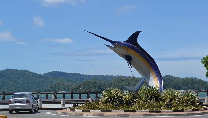 Vé máy bay đi Kota Kinabalu giá rẻ
