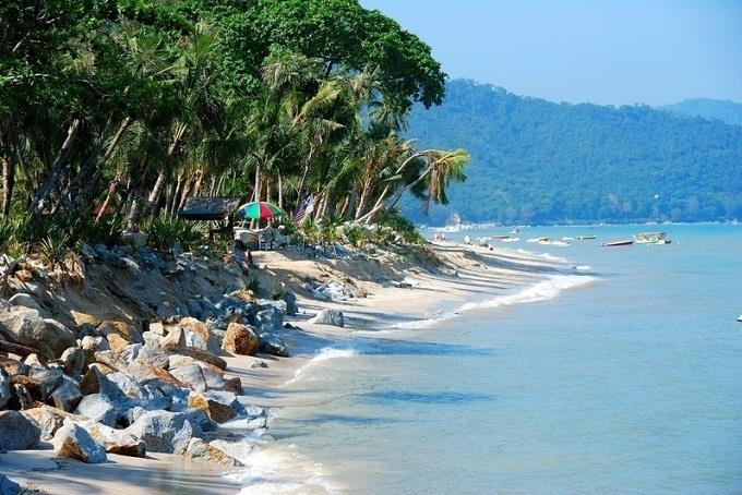 Vé máy bay đi Penang từ Hà Nội
