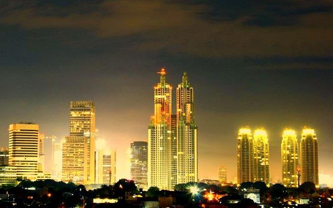 Vé máy bay đi Jakarta giá rẻ