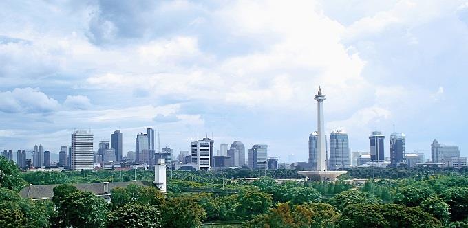 Vé máy bay đi Jakarta từ Hà Nội