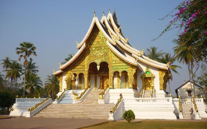 Vé máy bay đi Luang Prabang giá rẻ