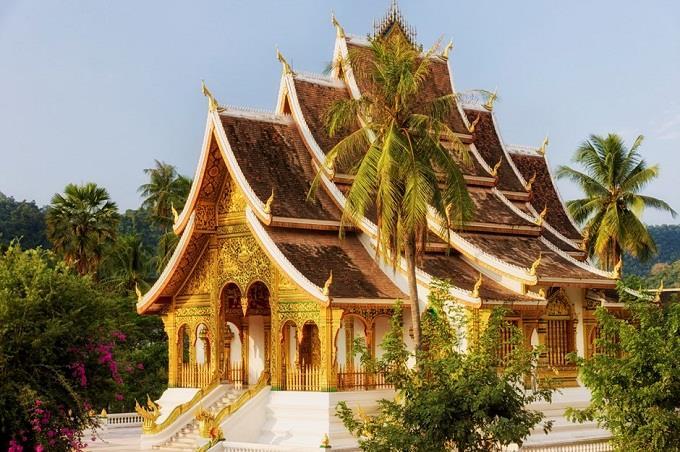 Vé máy bay đi Luang Prabang từ Hà Nội