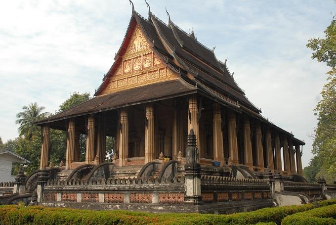 Vé máy bay đi Vientiane từ Sài Gòn