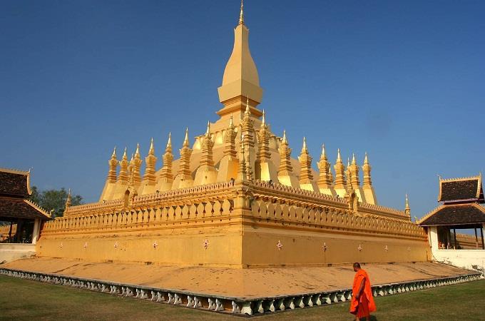 Vé máy bay đi Vientiane từ Hà Nội