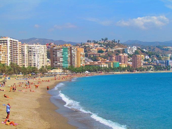 Vé máy bay đi Malaga, Tây Ban Nha