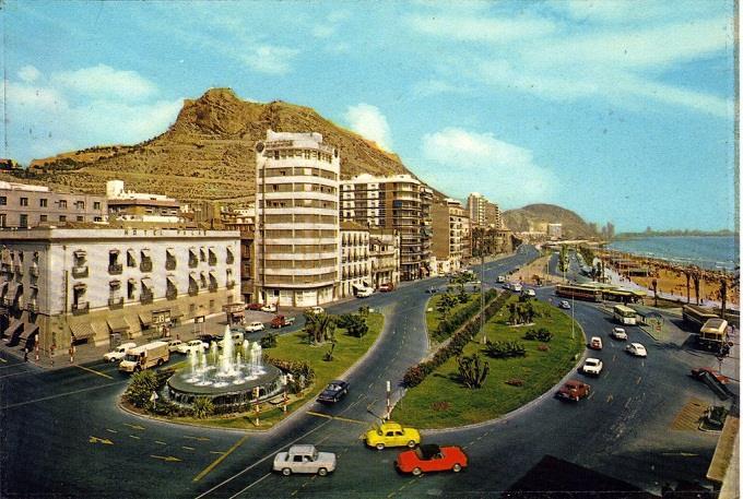 Vé máy bay đi Alicante từ Hà Nội