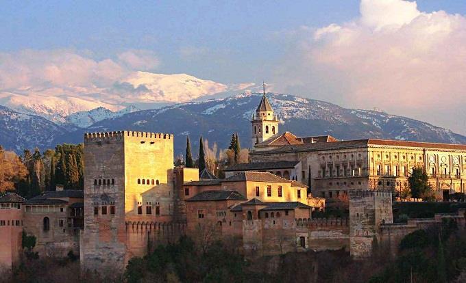 Vé máy bay đi Granada